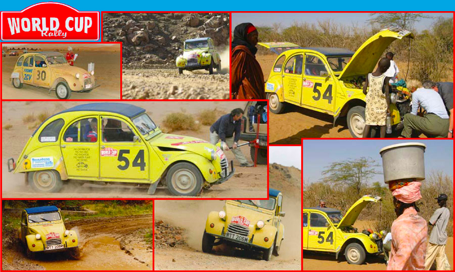 PunctureSafe World Cup Rally image